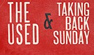 The Used and Taking Back Sunday tickets at Roseland Theater in Portland