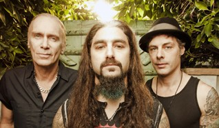 The Winery Dogs:Mike Portnoy, Billy Sheehan  ... tickets at Keswick Theatre in Glenside