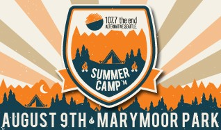 1077 The End's Summer Camp tickets at King County's Marymoor Park in Redmond