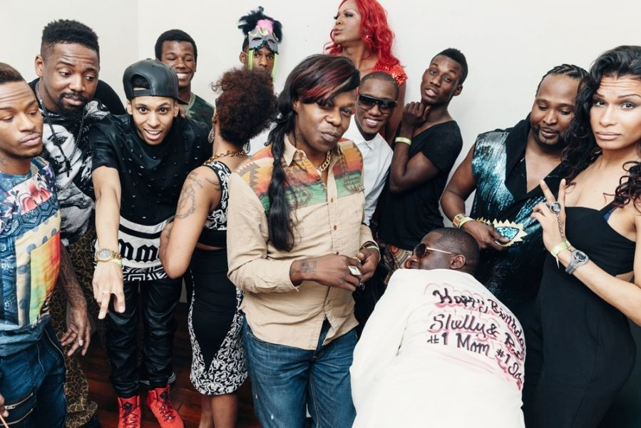 Vogue vs. Bounce judged by Big Freedia at the New Orleans Wax Museum