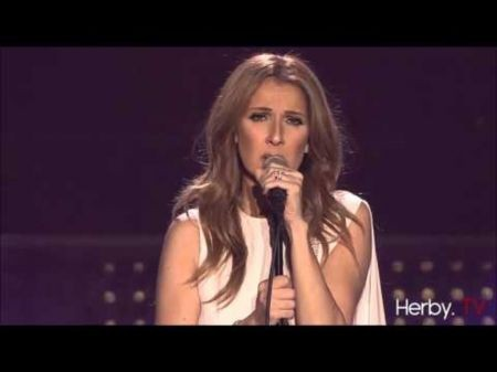 Singer Celine Dion in concert: 'Taking Chances' in her live performances