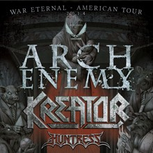 Arch Enemy tickets at Best Buy Theater in New York
