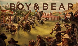 Boy & Bear tickets at The Regency Ballroom in San Francisco