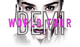 Demi Lovato tickets at STAPLES Center in Los Angeles
