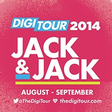DigiTour 2014: Jack And Jack tickets at The Regency Ballroom in San Francisco