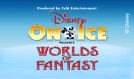 Disney On Ice Presents Worlds of Fantasy tickets at Valley View Casino Center in San Diego