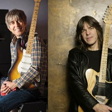 Eclectic Guitar: Featuring Eric Johnson and Mike Stern tickets at Keswick Theatre in Glenside