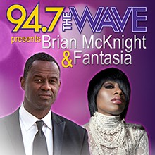Fantasia & Brian McKnight tickets at Nokia Theatre L.A. LIVE in Los Angeles