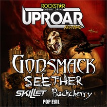 Godsmack tickets at 1STBANK Center in Broomfield
