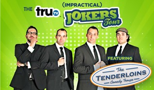 The truTV Impractical Jokers Tour featuring The  ... tickets at F.M. Kirby Center in Wilkes Barre
