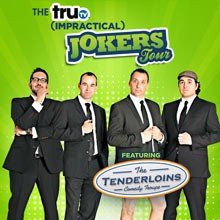 Impractical Jokers tickets at Schuster Center Mead Theatre in Dayton