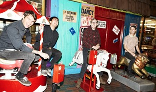 Joyce Manor tickets at El Rey Theatre in Los Angeles