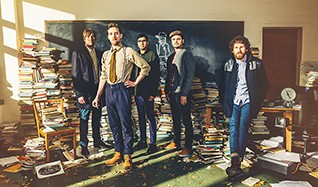 Kaiser Chiefs tickets at The Regency Ballroom in San Francisco