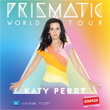 Katy Perry tickets at Target Center in Minneapolis