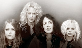 Lez Zeppelin tickets at Gothic Theatre in Englewood