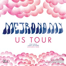 Metronomy tickets at The Regency Ballroom in San Francisco