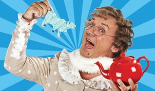 How Now Mrs Brown Cow tickets at The O2 in London