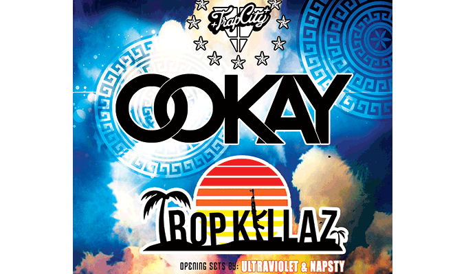 Ookay and Tropkillaz