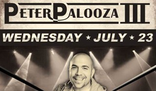 PeterPalooza 3 tickets at Best Buy Theater in New York