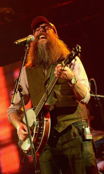 Crowder Shines Brightly With Neon Steeple AXS