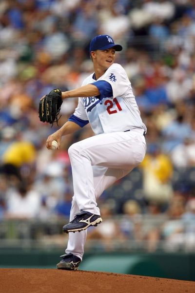 Zack Greinke no longer Royalty in Kansas City