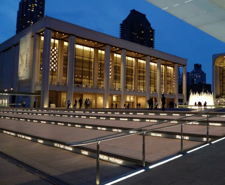 Great places to see ballet in new york city axs for Sights to see in new york city