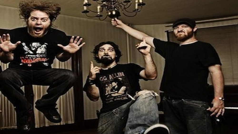 Hardcore and extreme, CKY will bring the rock you in crazy style