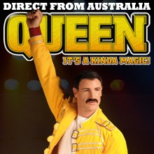Queen – It's A Kinda Magic tickets at Arvest Bank Theatre at The Midland in Kansas City