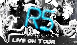 R5 tickets at The Regency Ballroom in San Francisco