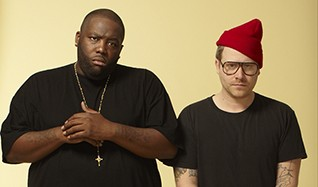 Run The Jewels tickets at The Showbox in Seattle