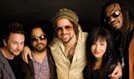 Rusted Root tickets at Gothic Theatre in Englewood