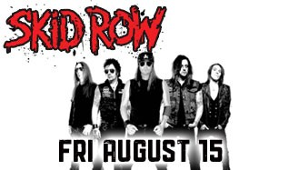 Skid Row tickets at Starland Ballroom in Sayreville