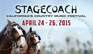 Stagecoach Country Music Festival tickets at Empire Polo Club in Indio