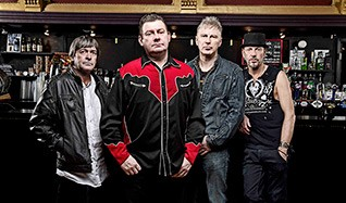 Stiff Little Fingers tickets at El Rey Theatre in Los Angeles