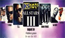 KS 107.5 All Stars III: T.I. tickets at Fiddler's Green Amphitheatre in Greenwood Village