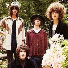 Temples tickets at Fonda Theatre in Los Angeles