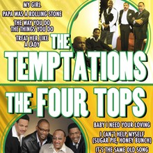 The Temptations & The Four Tops Holiday Show tickets at Keswick Theatre in Glenside