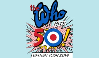 The Who Hits 50 tickets at first direct arena in Leeds