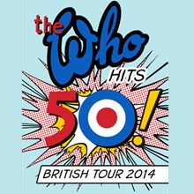 The Who Hits 50 tickets at National Indoor Arena in Birmingham