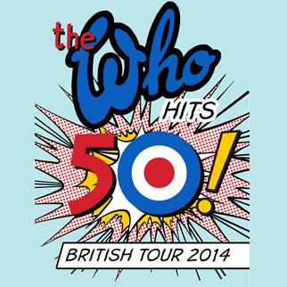 The Who Hits 50 - EXTRA DATE ADDED