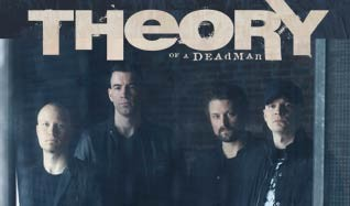 Theory Of A Deadman tickets at Arvest Bank Theatre at The Midland in Kansas City