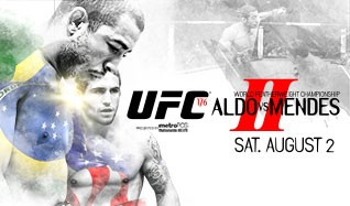 UFC 176 tickets at STAPLES Center in Los Angeles
