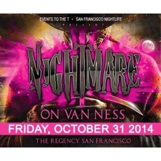 6th Annual Nightmare On Van Ness