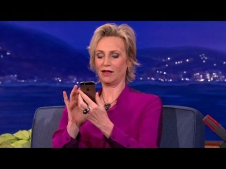 Jane Lynch frosted flakes