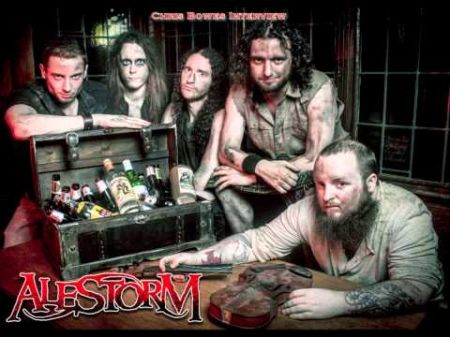 Alestorm continues to party and pillage on new record: Chris Bowes interview
