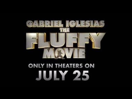 Gabriel Iglesias' 'The Fluffy Movie' to open nationwide this Friday