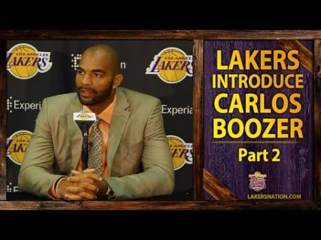 Kobe Bryant tells Carlos Boozer to get ready to 'surprise some people'