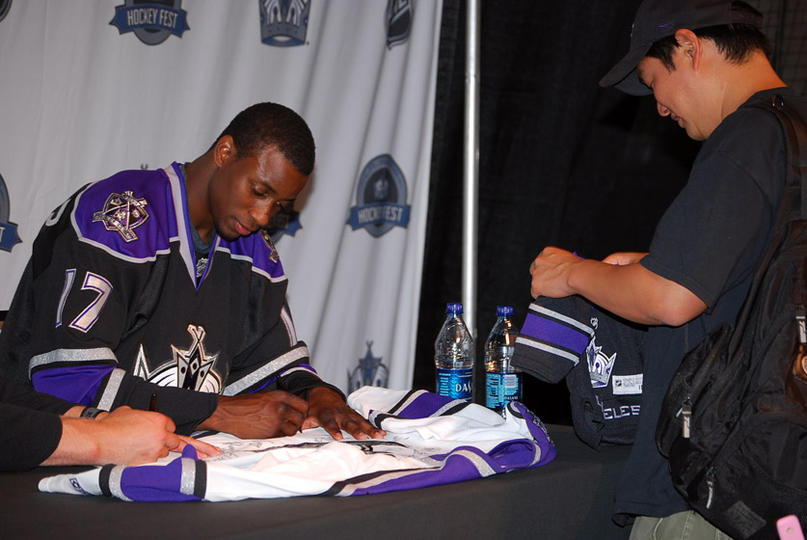 Kings fans not happy with changes to upcoming Hockey Fest '14