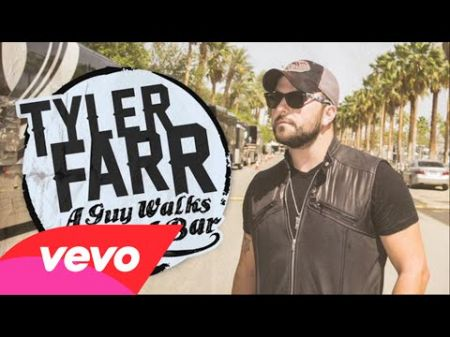 Tyler Farr channels his heartache with his new single 'A Guy Walks Into A Bar'