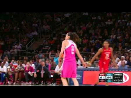 New York Liberty blow double-digit lead, then win 80-76 in overtime